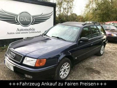 gebraucht Audi 100 Avant 2,6l V6 Tüv NEU+1.HAND+AHK