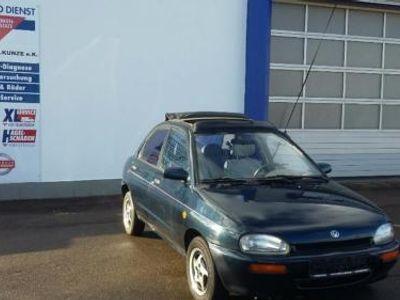 gebraucht Mazda 121 16V CanvasTop GLX mit Lederausstattung !!!