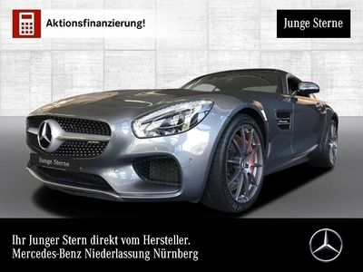 gebraucht Mercedes AMG GT S Cp. Perf-Abgas Perf-Lenk Pano Burmester