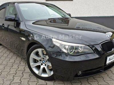 gebraucht BMW 545 545 i Lim Aut. Nav. Headup. Memory. Leder.