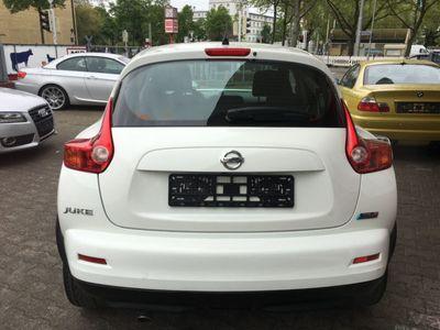 gebraucht Nissan Juke Acenta Navi-Kamera-PDC....
