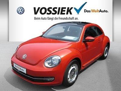 gebraucht VW Beetle Design 1.4 TSI BMT 7-Gang DSG
