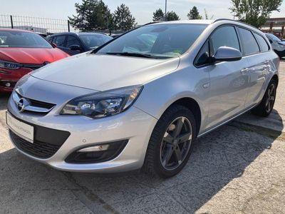 gebraucht Opel Astra 1.6 CDTI Kombi Edition ecoFlex Klimaanlage
