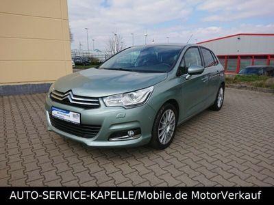 käytetty Citroën C4 Lim. Exclusive