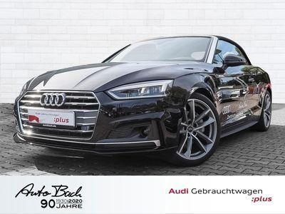 gebraucht Audi A5 Cabriolet Sline 40TDI qu. Navi Matrix EPH vir
