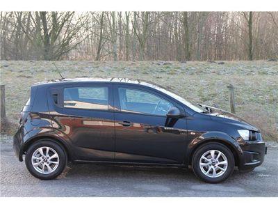 gebraucht Chevrolet Aveo 1.2 LT 2.Hand Gepflegt Klima & 41.878Km