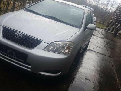 gebraucht Toyota Corolla 2.0 D-4D