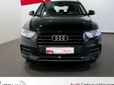 begagnad Audi Q3 2.0 TDI basis Euro 6, Connectivity-Paket,