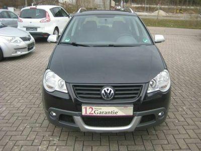 gebraucht VW Polo Cross 1.4*KLIMA*1. HAND*TÜV & AU NEU*ISOFIX