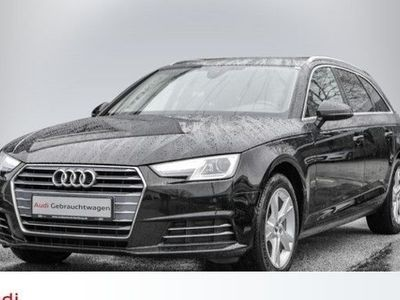 gebraucht Audi A4 Avant Sport 2,0 TDI S tronic NAVI AHK SITZHEIZ.