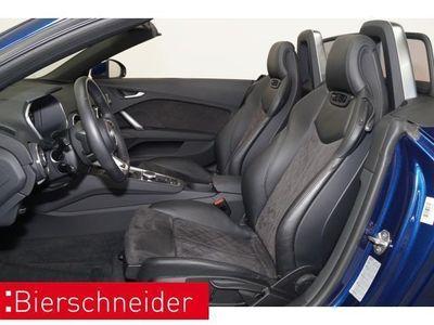 gebraucht Audi TT Roadster 2.0 TDI ultra - S-SITZE NAVI XENON PDC 18