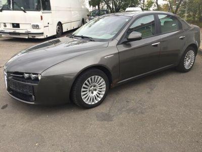 gebraucht Alfa Romeo 159 1.9 JTDM 16V Distinctive Euro 4 Tempomat