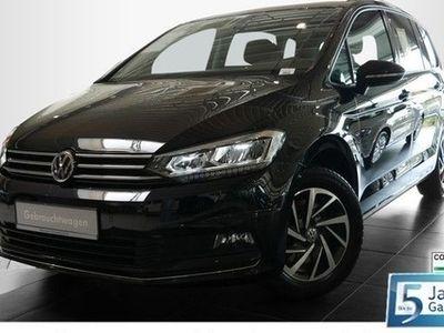 gebraucht VW Touran SOUND 1.6TDI DSG NAVI LED 5J-Garantie PDC SHZ