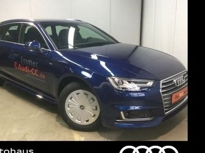 käytetty Audi A4 2.0 TFSI g-tron sport S-Line LED Navi