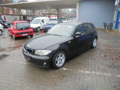 gebraucht BMW 120 Baureihe 1 Lim. d