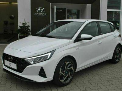 gebraucht Hyundai i20 1.0T-GDi 48V DCT Intro+Pluspaket