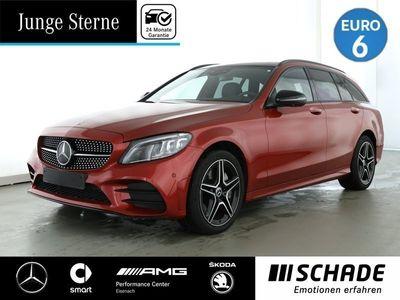 gebraucht Mercedes C400 T 4M AMG Night-P.*Distronic*Sound*NP74.601 AMG Li