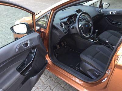 gebraucht Ford Fiesta Titanium