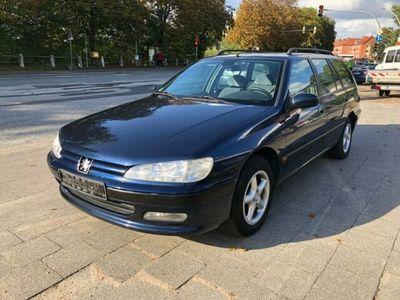 gebraucht Peugeot 406 Kombi Klima/AHK/Tüv Neu