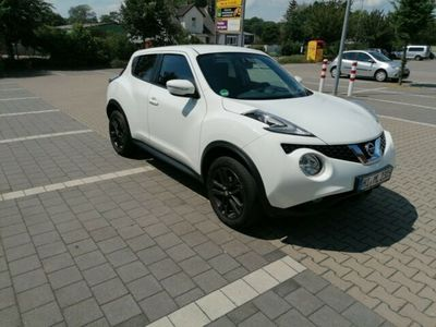 gebraucht Nissan Juke 1.5 dCi Visia Plus 8-fach bereift