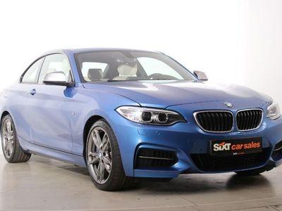 gebraucht BMW M240 i Navi|Harman-Kardon|Navi