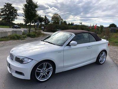 gebraucht BMW 118 Cabriolet 1er Limited Edition Lifestyle mit M Sportpa