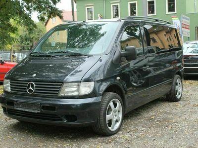 gebraucht Mercedes Vito 112 CDI/8 Sitze,Scheckheft,Klima/Tempo/SHZ