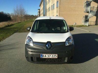 gebraucht Renault Kangoo Z.E.INCLUDING BATTERY (Save 2500€)