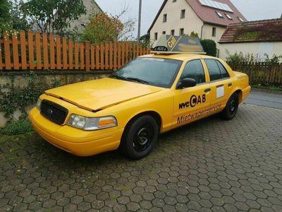 gebraucht Ford Crown Victoria LPG P71 V8 Prins originales Taxi Californien