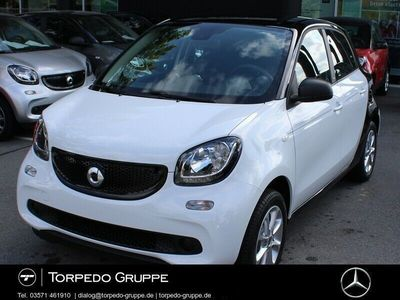 gebraucht Smart ForFour 66 kW Benziner passion+Cool u. Audio