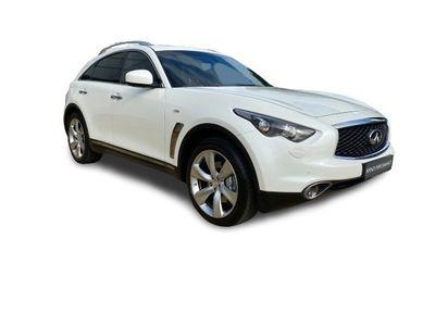 gebraucht Infiniti QX70 3.7 V6 AWD Autom. S Premium Vollausstattung