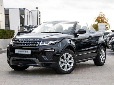 gebraucht Land Rover Range Rover evoque Cabrio TD4 SE Dynamic