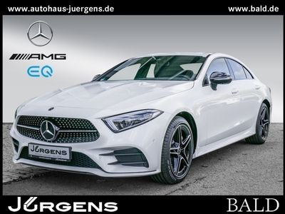 gebraucht Mercedes CLS450 4MATIC Coupé AMG+Comand+360°+Night+LED