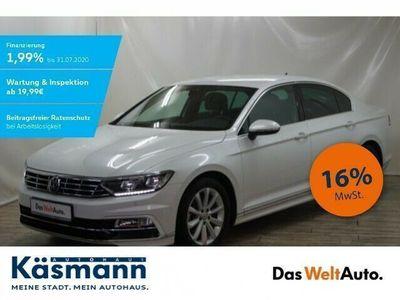 gebraucht VW Passat 2.0 TDI Comfortl. R-LINE+LED+STANDHZ+NAVI