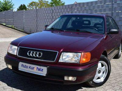 gebraucht Audi 100 2.0 2.HAND Sehr Gepflegt LÜCKENLOSSCHECKHEFT