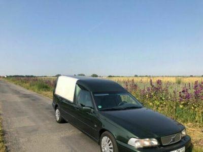 gebraucht Volvo S70 2.4 Bestattungswagen BKW