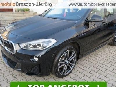 gebraucht BMW X2 18i M Sport*Steptronic*Navi*LED*