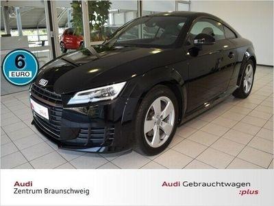 gebraucht Audi TT Coupé Coupe 1.8 TFSI Xenon GRA PDC