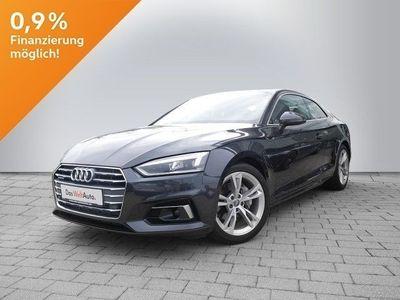 gebraucht Audi A5 Coupé 3.0 TDI quattro S tronic LED ACC Kam.