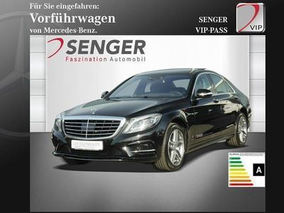 gebraucht Mercedes S350 d 4M AMG Line Comand Panorama LED Standhz