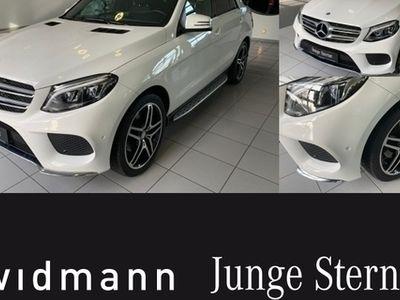 gebraucht Mercedes GLE350 d 4M AMG*Spur-P.*360°*LED*Navi*Airmatic