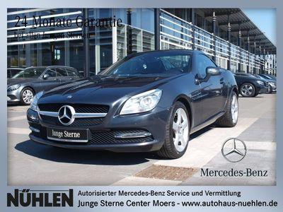 gebraucht Mercedes SLK250 Roadster COMAND APS/Pano.-Dach/Sitzhzg.