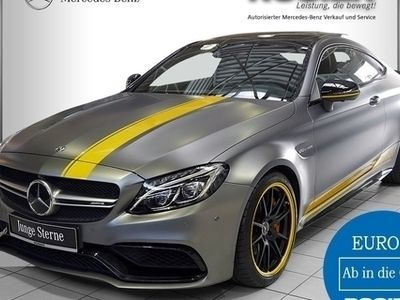 käytetty Mercedes C63 AMG AMG S Coupe Edition1 Drivers Keramik HUD