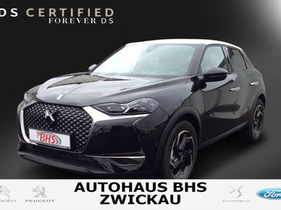 gebraucht DS Automobiles DS3 Crossback Pure Tech 100 So Chic