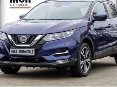käytetty Nissan Qashqai 1.2 DIG-T N-Connecta neues Modell