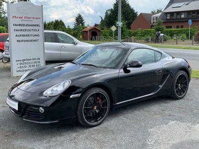 gebraucht Porsche Cayman S PDK BI-Xenon Klappe dt. Fahrzeug