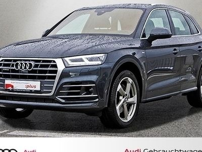 gebraucht Audi Q5 sport 3.0 TDI quattro tiptronic