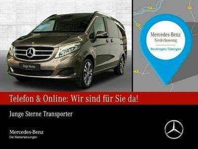 gebraucht Mercedes V250 lang 4M BT Avantgarde Edition 360° Pano als Van/Kleinbus in Pfullingen