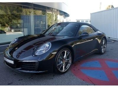 gebraucht Porsche 911 Carrera Cabriolet quot,BOSE, Sport Chrono uvm