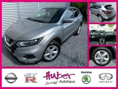 used Nissan Qashqai Acenta 1.2 115PS ( * NEUES MODELL * )